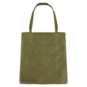 Fashion shopper olive green