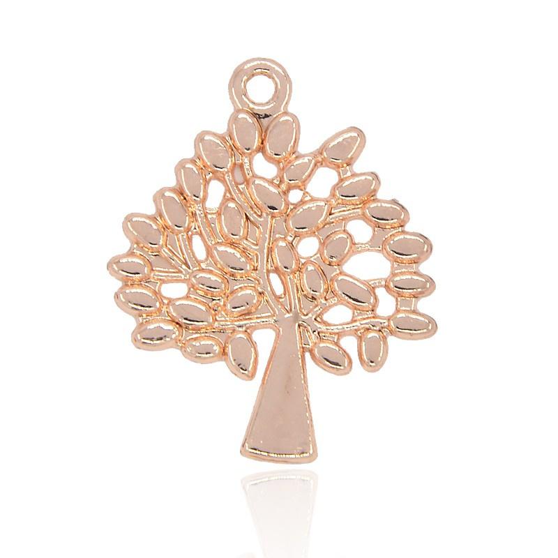 Charme lifetree rose gold