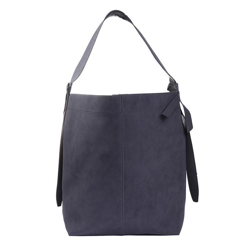 Bag lovely shopper grey
