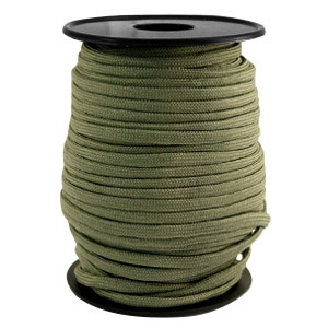 Paracord 4mm light army green