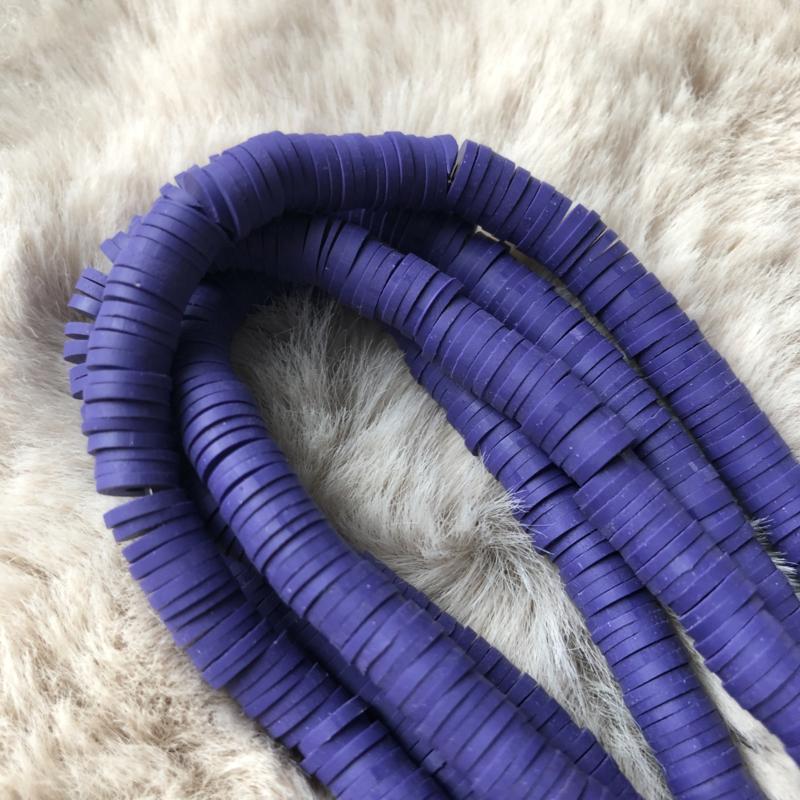 Katsuki kralen 6mm warm purple