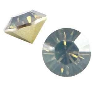 Puntsteen SS39 light colorado topaz opal (BQ)