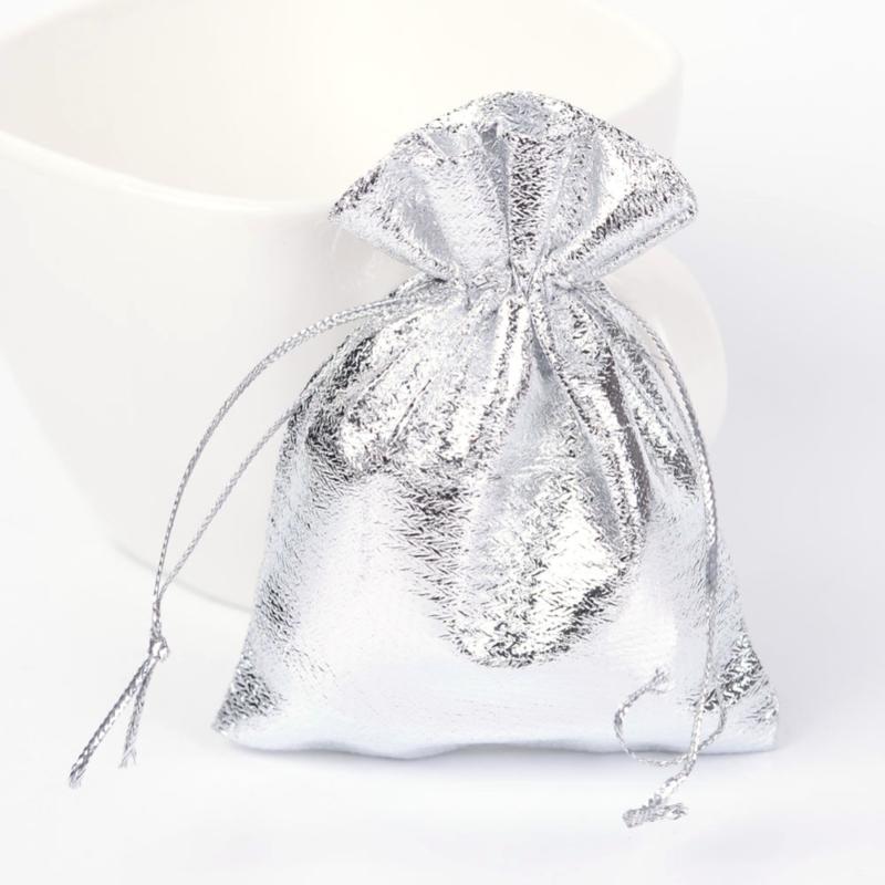 Cadeauzakjes zilver