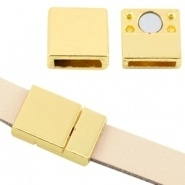 Magneetslot goud basic quality