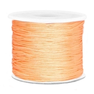Macramé 0.7mm peach orange
