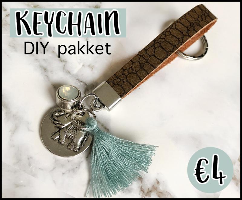 Keychain DIY paket