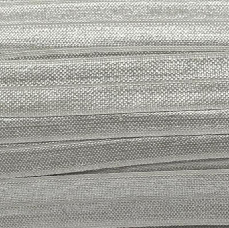 Elastiek light grey 15mm