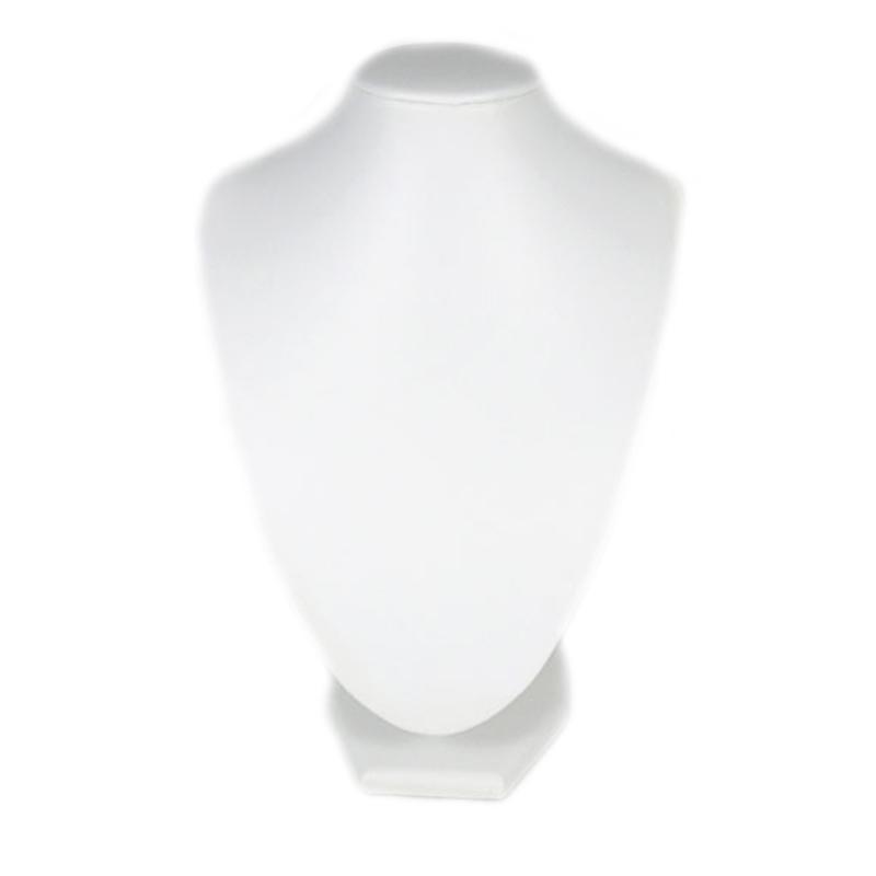 Hals display wit 25cm