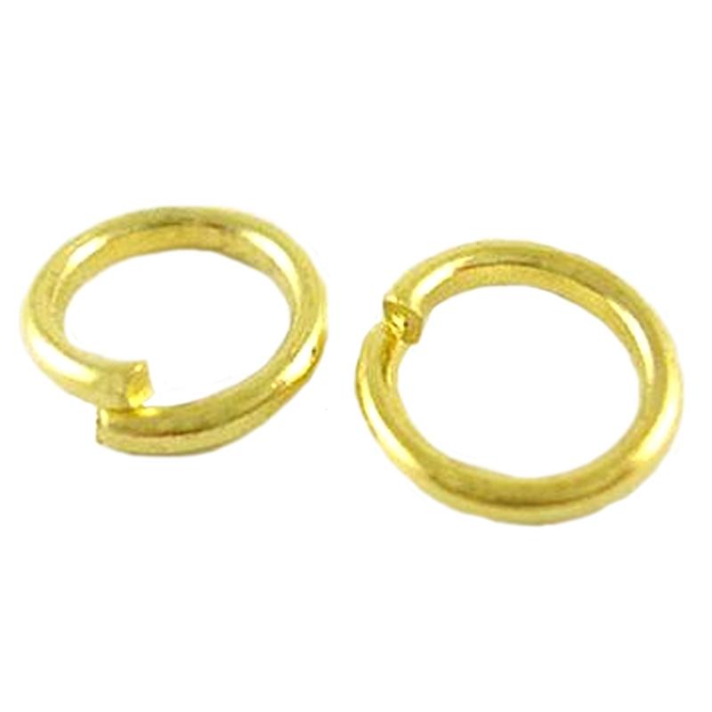 Buigring goud 6mm