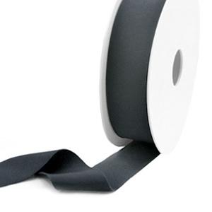 Elastisch lint Ibiza 25mm Anthracite grey