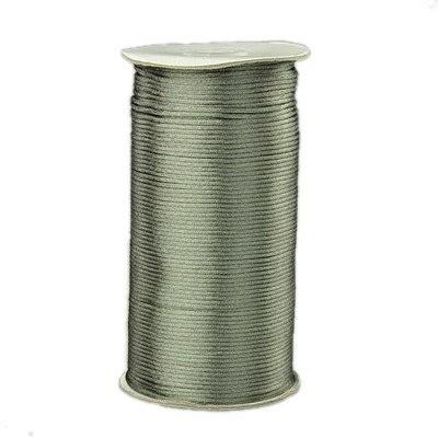 Satin army grey 2mm