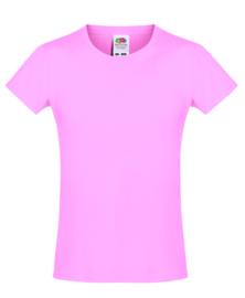Sofspun Girl royaal roze