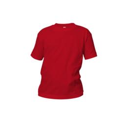 Logostar baby/kind rood