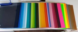 Flex Pakket - 40 kleuren 25x30,5 cm