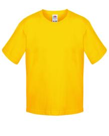 Sofspun kids geel
