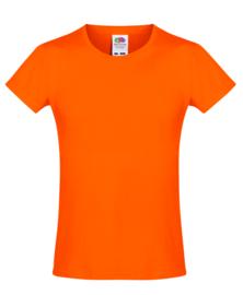 Sofspun Girl oranje