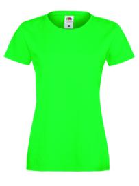 Sofspun woman groen