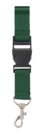 Keycord Donker Green