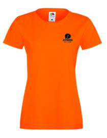 T-shirt Ritmiek Muziek - vrouw