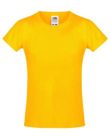 Sofspun Girl geel