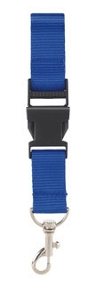 Keycord Royaal Blauw