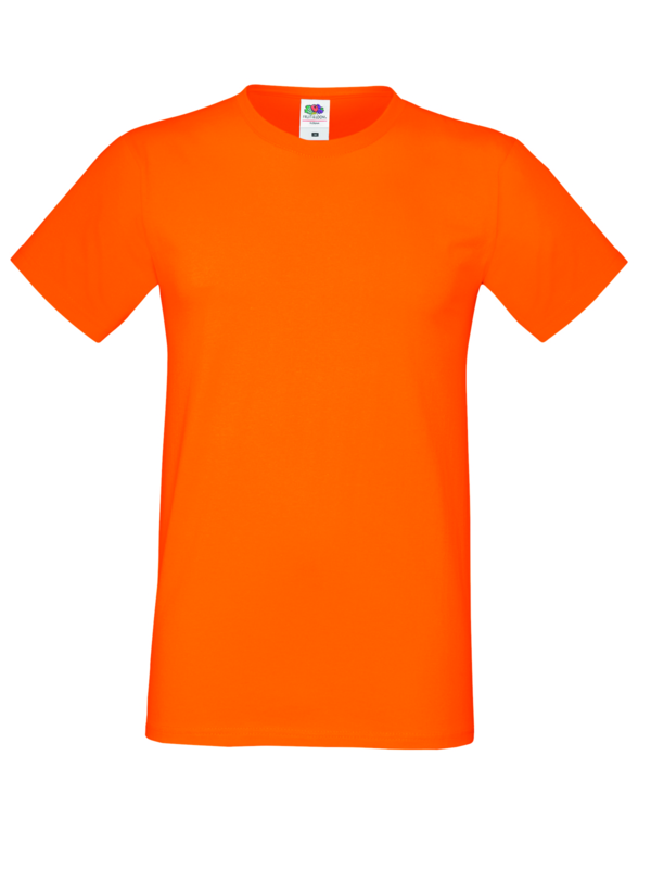 Sofspun man oranje