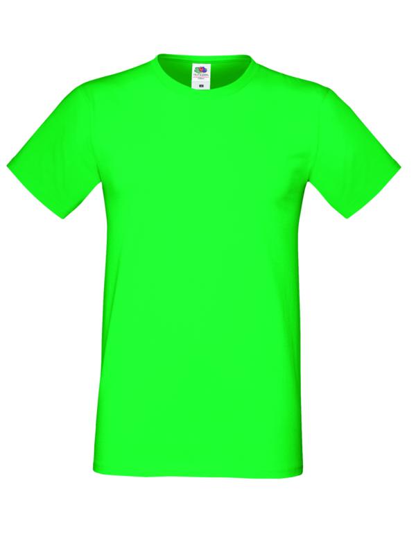 Sofspun man groen
