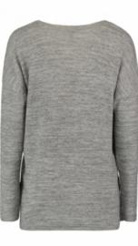 Soft trui grey