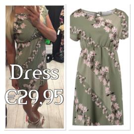 Dress Lindsay green