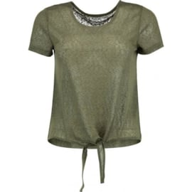 Leger groen T-shirt