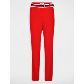 Morgan broek rood