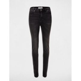Morgan jeans antraciet skinny