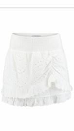 Rok lace white