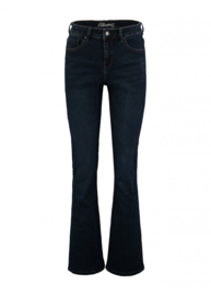 Flaired jeans dark Blue
