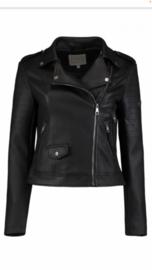 Fake leather  Jacket  black