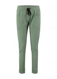 Pantalon Basil green.