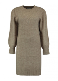 Dress winter taupe