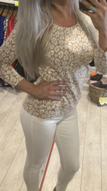 Soft top beige off white