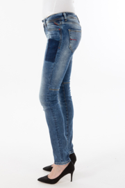 Jeans regular waist straight leg