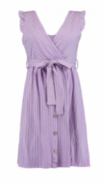 Jurk lavendel cotton