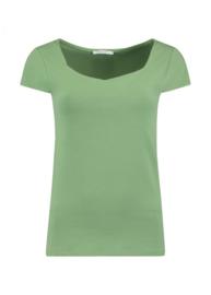 Basic tshirt green