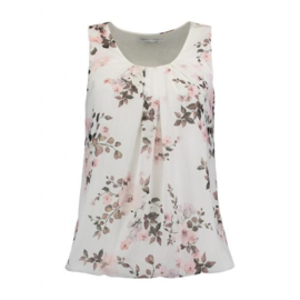 Top Avery bloemen print