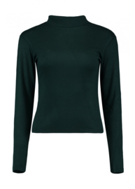 Top high dark green