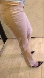 broek blue seven 5 pocket beige