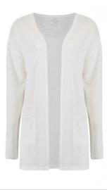 Vest summer white
