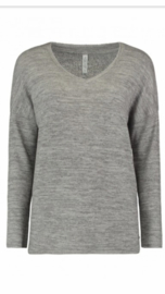 Soft trui grey