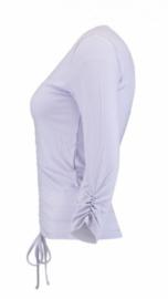 Top long sleeve lavendel