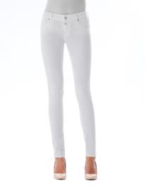 C.O.J jeans gina white