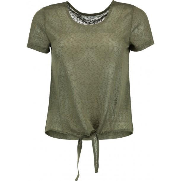Leger groen T-shirt