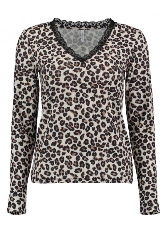 Top Leopard vhals
